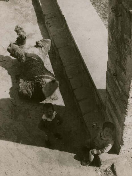 Kinder in Ascona, 1926