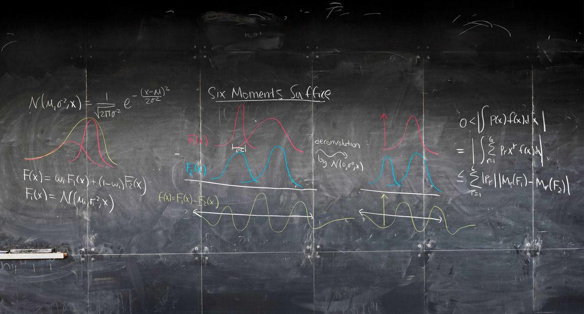 Ankur Moitra, MIT, 2020
