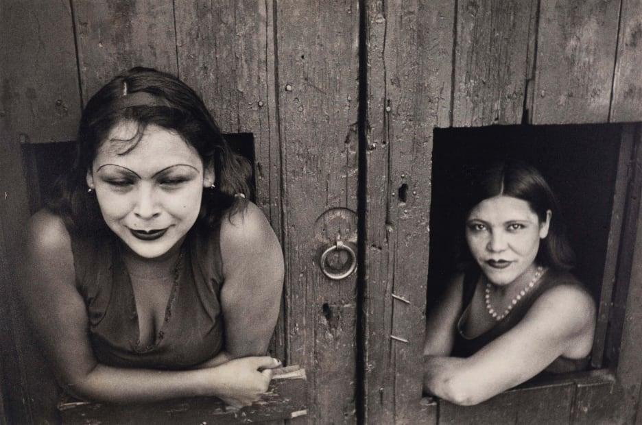 Calle Cuauhtemoctzin, Mexico City, 1934