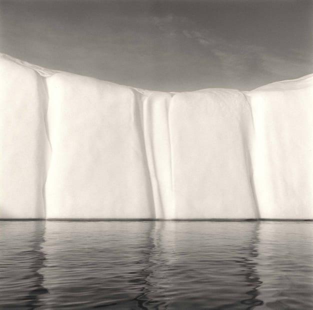 Iceberg V, Disko Bay, Greenland, 2004