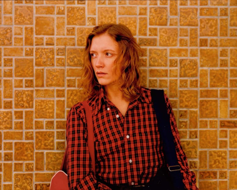 Ginger Shore, Miami, Florida, November 12, 1977