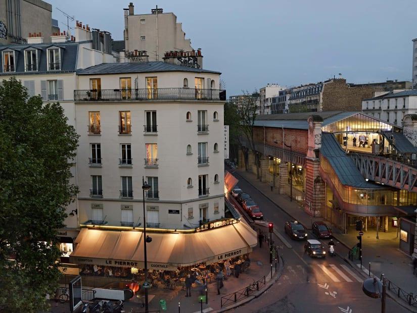 Rue de la Motte Piquet, Paris, 15e, le 17 mai, 2013