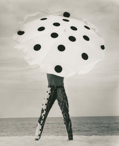 Versace Pants, El Mirage (a), 1990