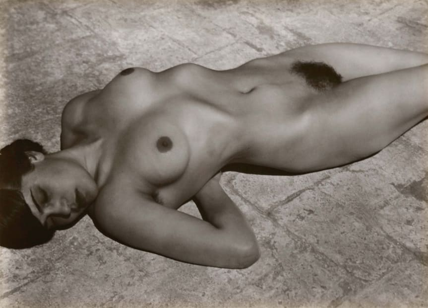 Nude (Tina on the Azotea), 1923