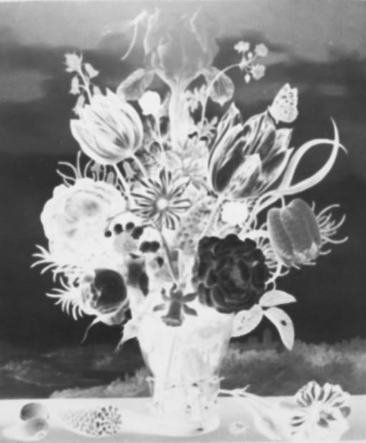 Ambrosius Bosschaert, Bouquet of Flowers on a Ledge, 1619: September 15, 2017