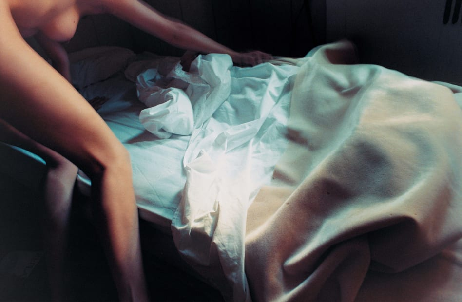 Making the bed #1, 1996