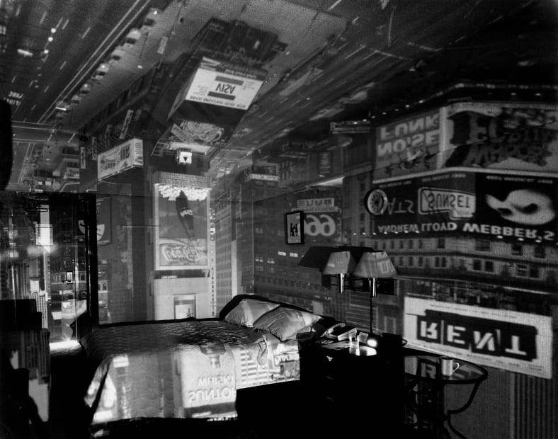 Camera Obscura: Times Square in Hotel Room, 1997