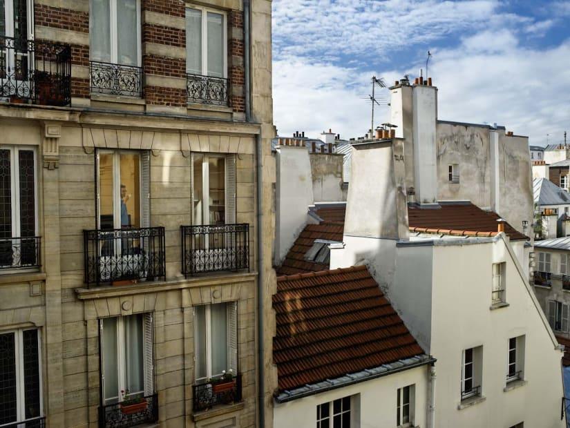 Rue de la Cerisaie, Paris, 4e, le 3 novembre, 2012