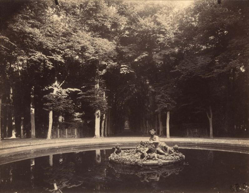 Versailles, Parc, 1924