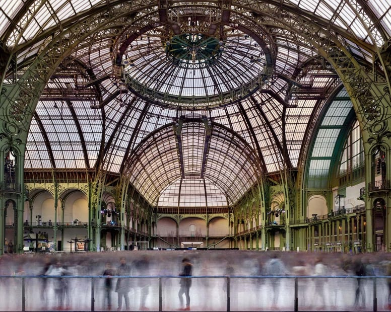 Grand Palais des Glaces, Paris, 2014