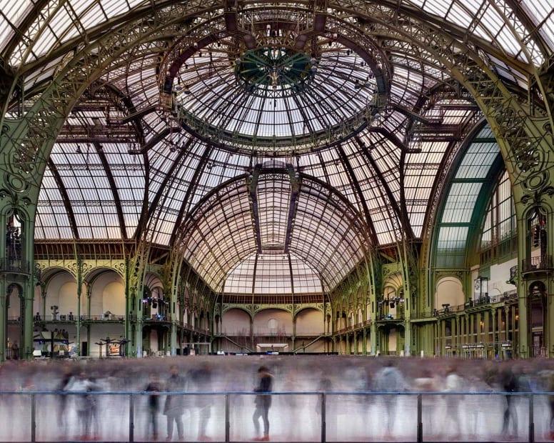 Grand Palais des Glaces, Paris, 2014