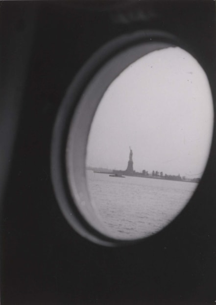 New York Harbor, August 3, 1951