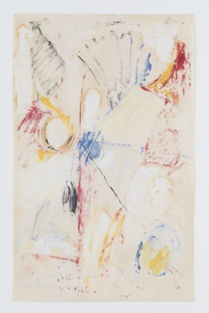 Juego con líneas y colores, 1966