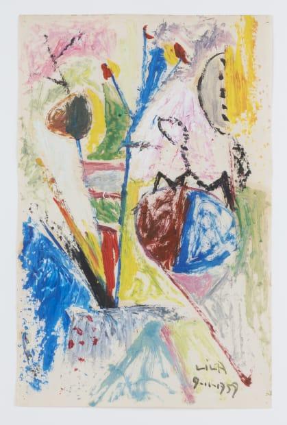 Juegos con líneas y colores, 1959