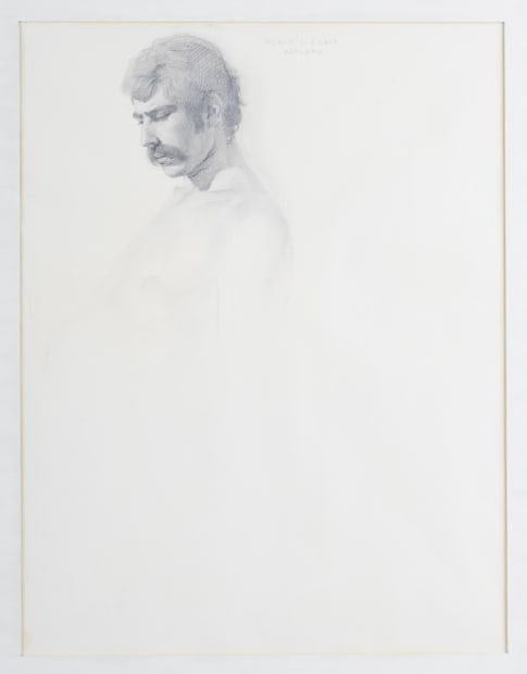 Man with Mustache, 1974