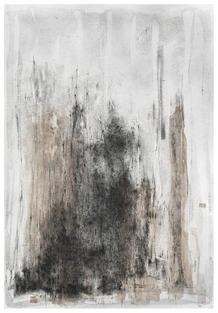 Untitled II, Written Landscapes Series, 2017-19