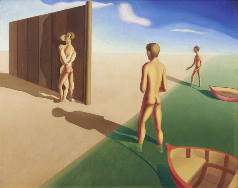 La búsqueda del amor, 1938
