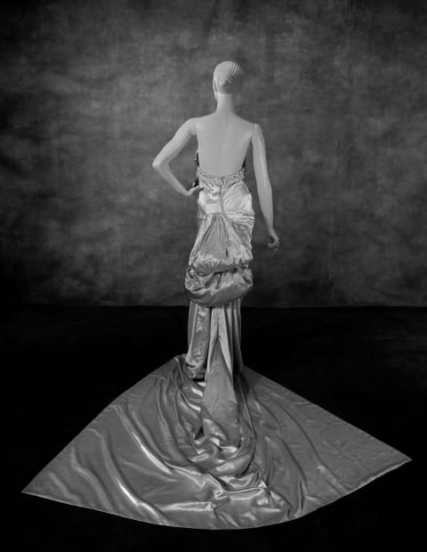 Evita's Dress by Jacques Fath (1947), 2003