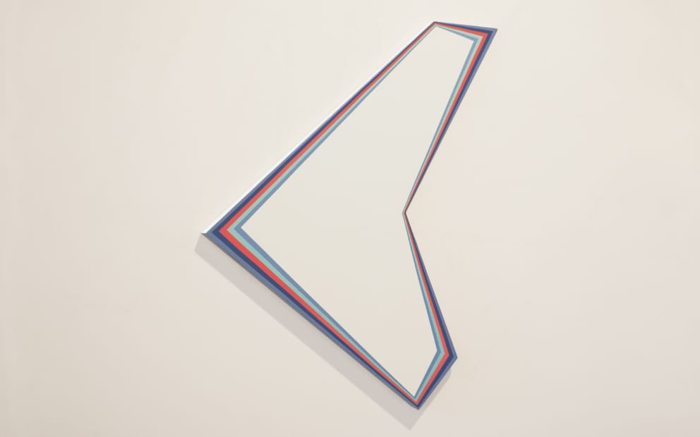 Joseph La Piana, Refraction Offset C, 2013