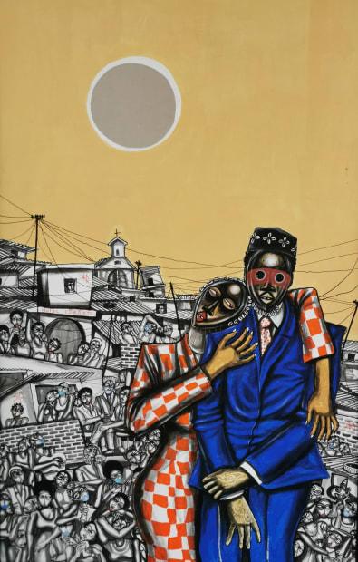 Obou Gbais, Le couple Dan, 2020