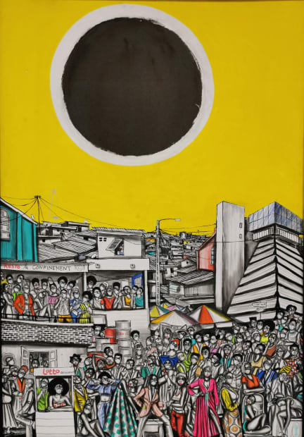 Obou Gbais, Abidjan New, 2020
