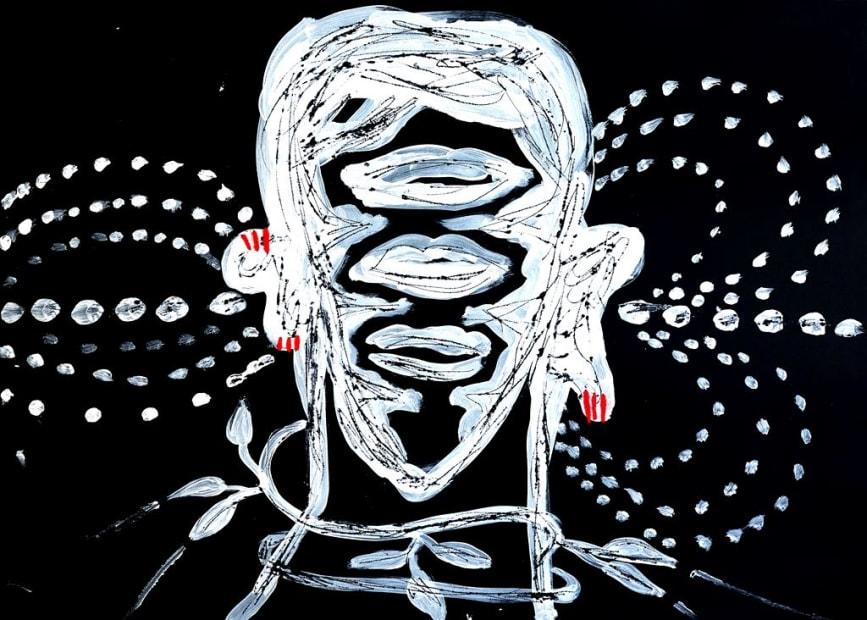 Ange-Arthur Koua, Blô Sran (l'homme de la forêt) 4, 2019