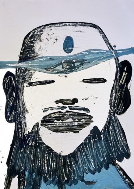 Ange-Arthur Koua, Sran Blé (l'homme noir) 3, 2019