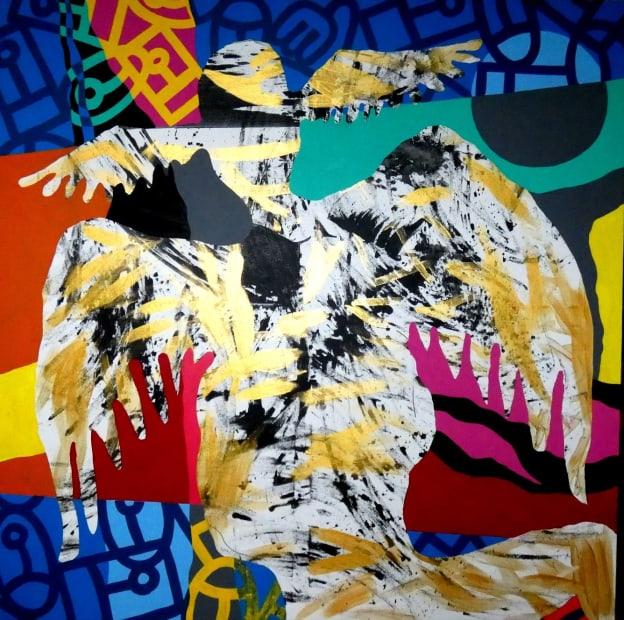 Albéric Kouassi, L'affranchi, 2020