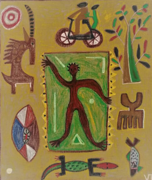 Véronique Tadjo, Afrique Contemporaine, 2020