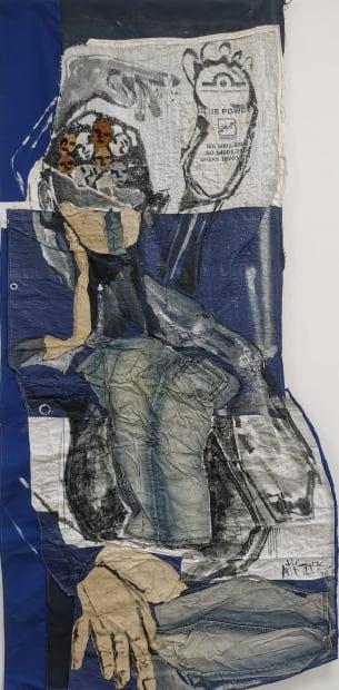 Ange-Arthur Koua, Sans titre 2, 2020
