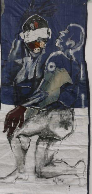 Ange-Arthur Koua, Sans titre 1, 2020