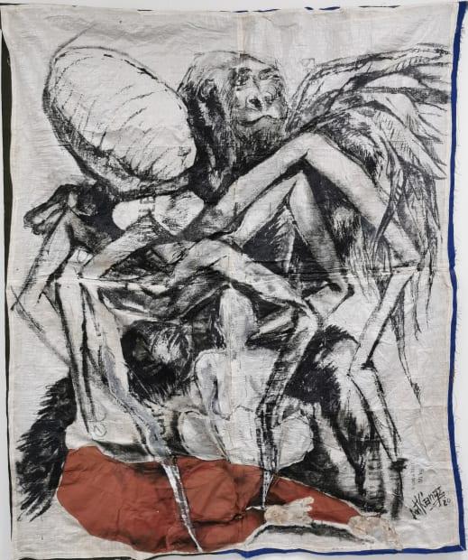 Ange-Arthur Koua, Lalafouê sran kouati'm (Les héros des temps anciens), 2020