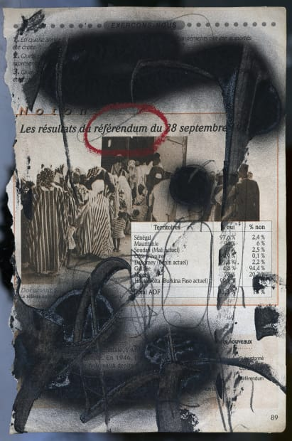 Essoh Sess, Trace d'histoire 12, 2019