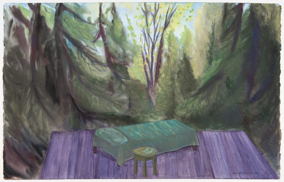 Adrift in the Forest, c. 2008