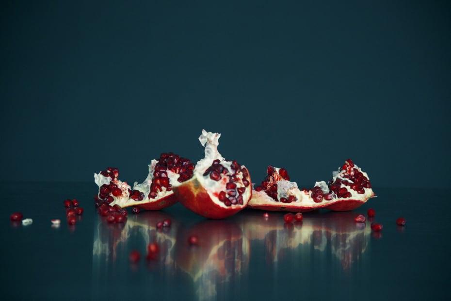Pomegranates, 2017