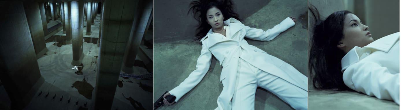 Kuroki Meisa wears Gucci #46, 2006