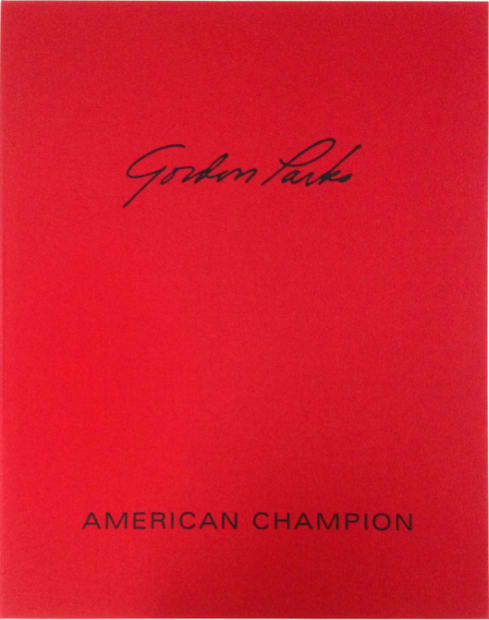 American Champion, Published in 2014