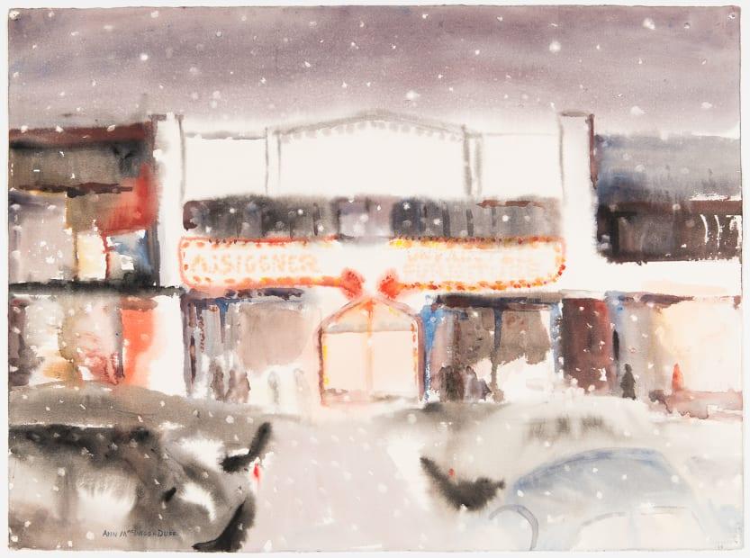 City Winter, c. 1962