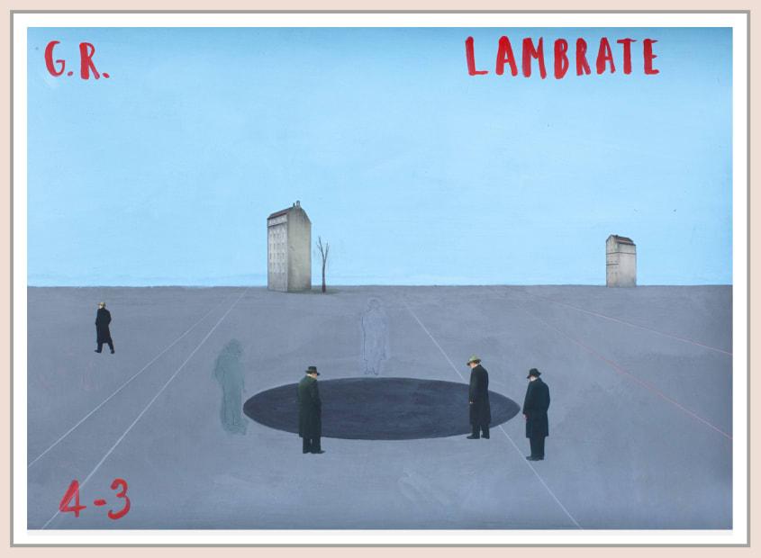Lambrate #2, 2019