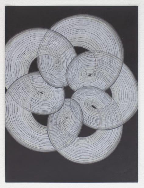 Black Drawing 49, 2021