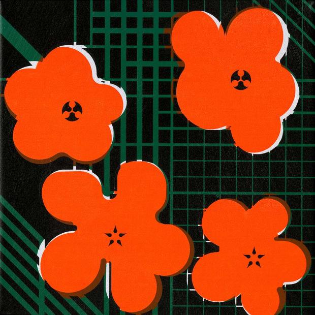 Warhol Flower Icon (WFI.8.61), 2018