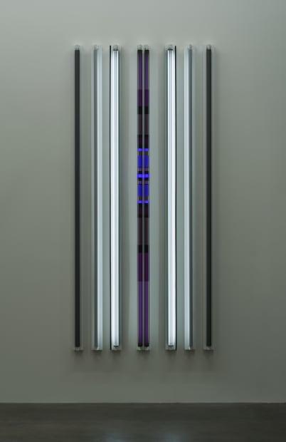 Robert Irwin, #7 x 8' (Blue Lou 2), 2015