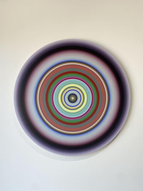 Gary Lang, M Variation, 2021