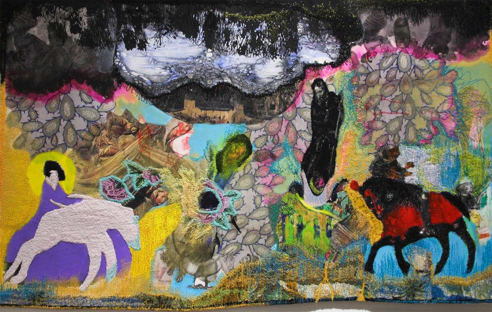 Griselda Rosas, Untitled, 2020