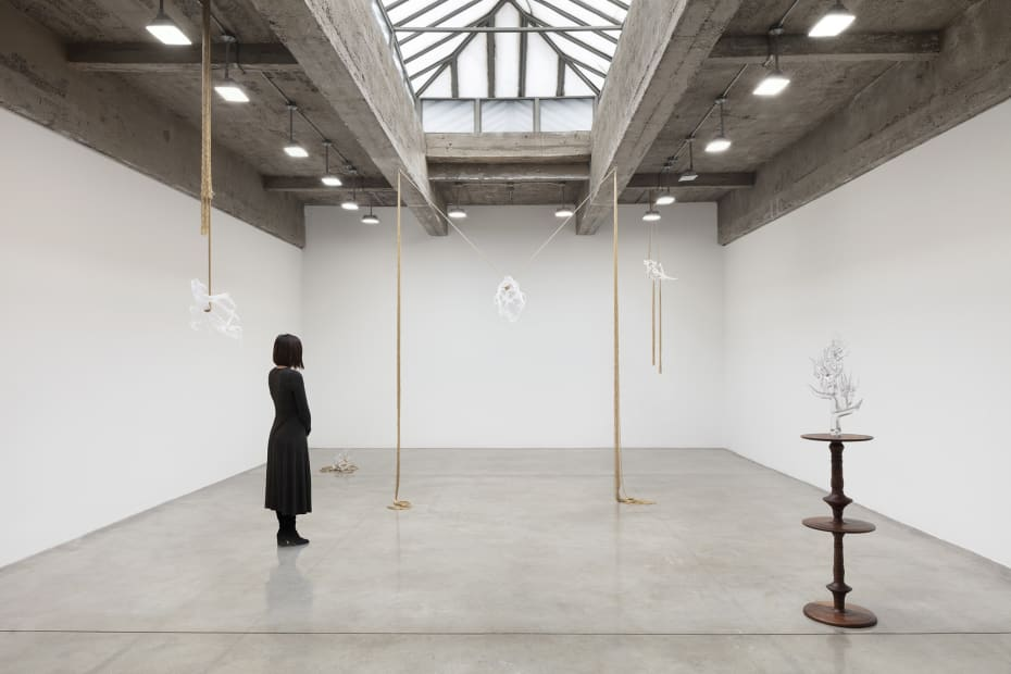 Installation view, Mood Organ, Tanya Bonakdar Gallery, 2020