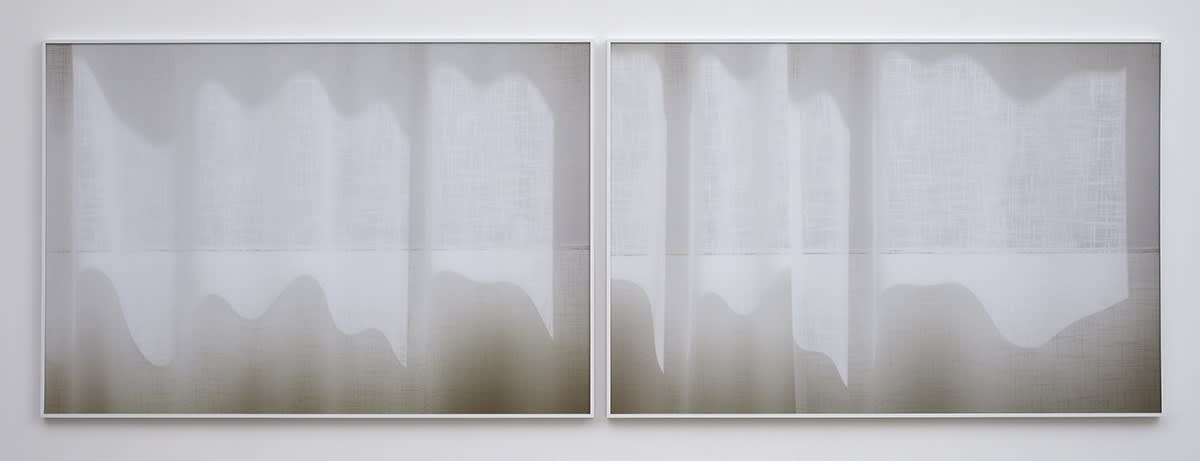 ... and to draw a bright white line with light (Untitled 11.10), 2011