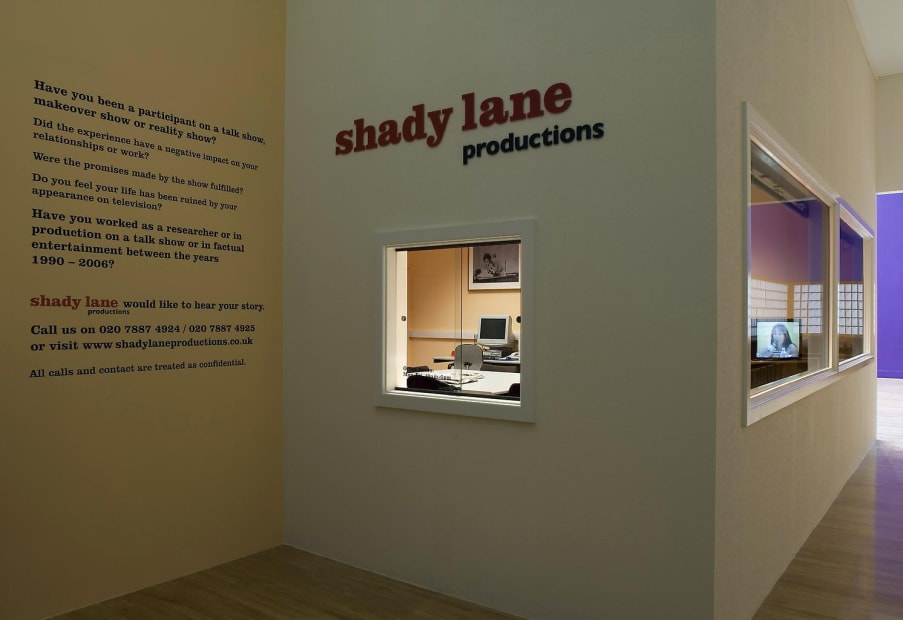shady lane productions, 2006