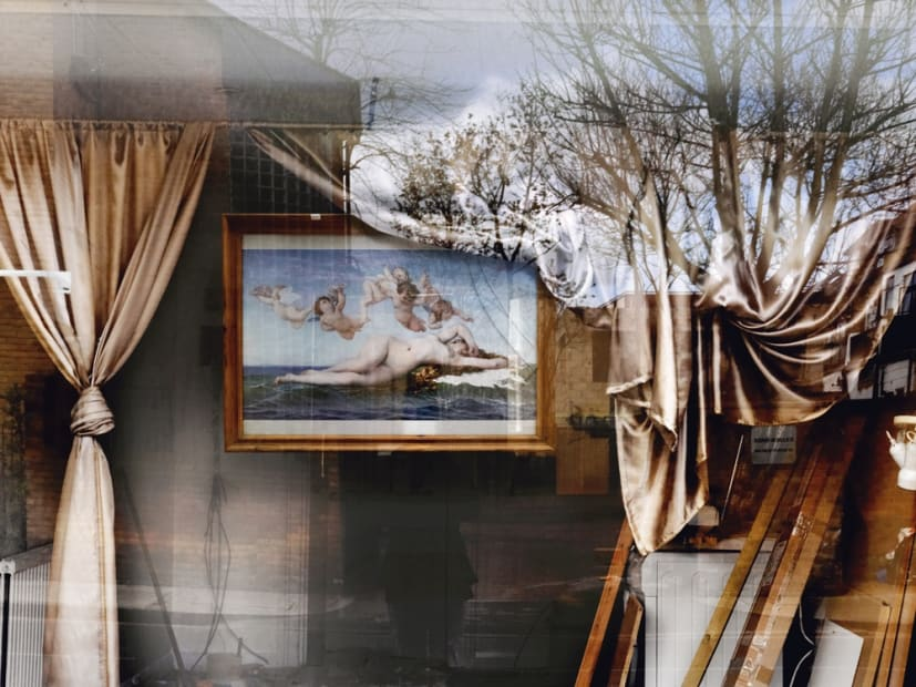 Self portrait, February 2013, 2013