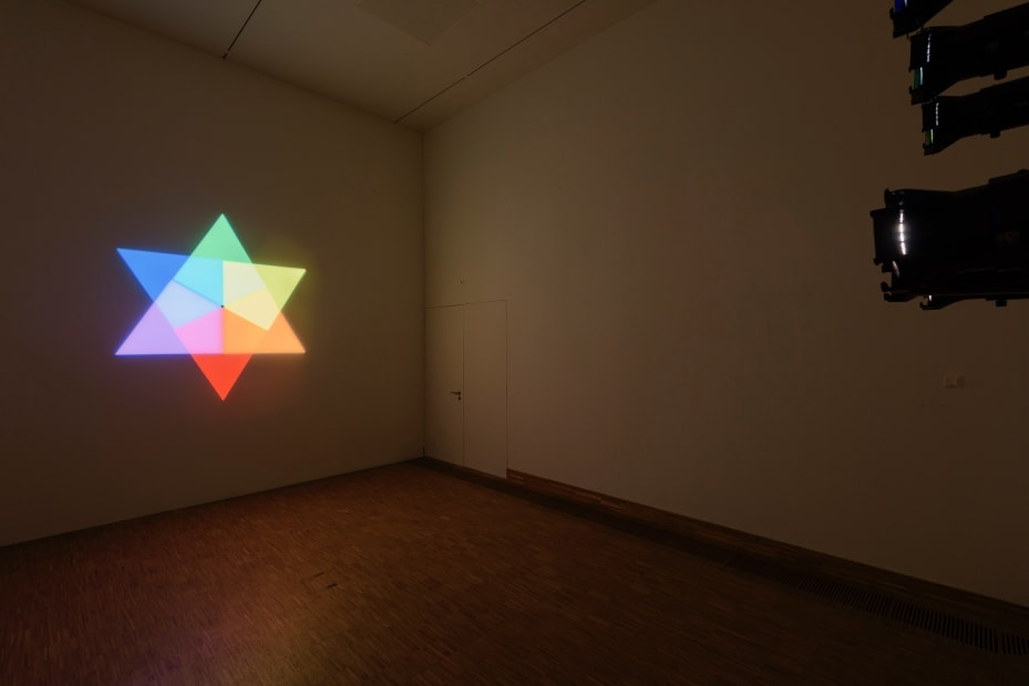 Ephemeral afterimage star, 2008