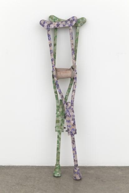 Bequilles Economiques (economical crutches), 2013
